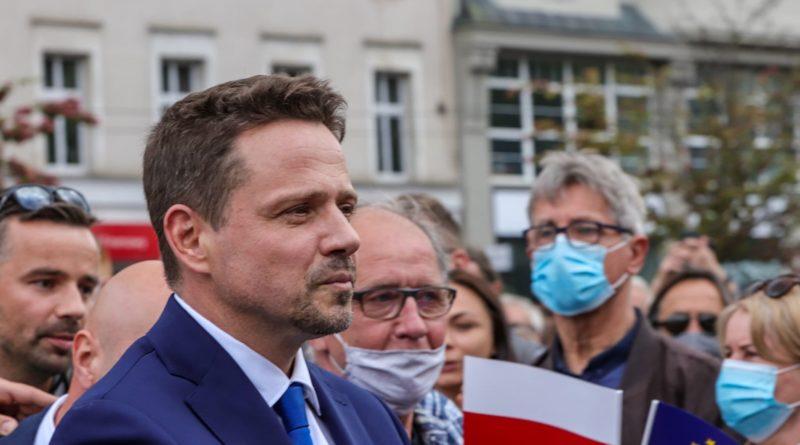 rafal trzaskowski 3 fot. s. wachala. 800x445 - Rafał Trzaskowski w szpitalu z powodu koronawirusa