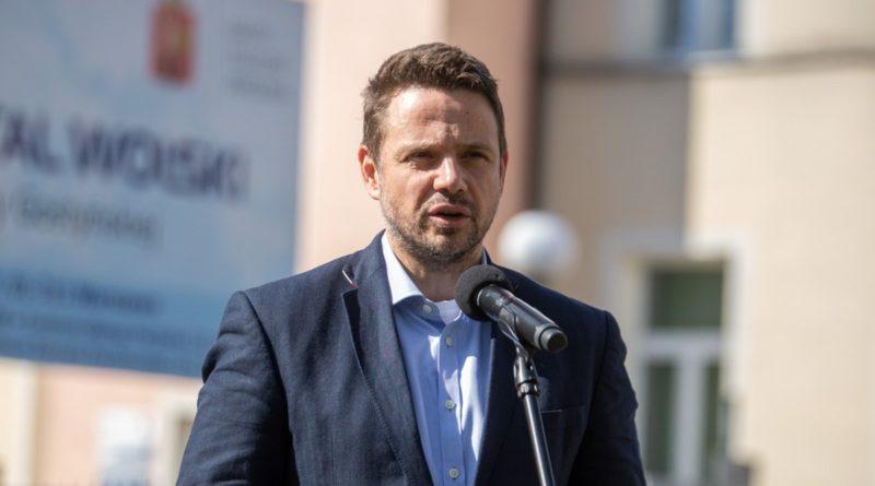 Rafał Trzaskowski fot. FB