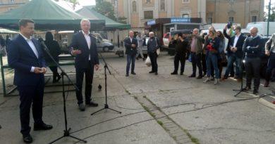 Rafał Trzaskowski w Poznaniu 4