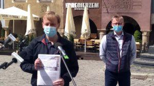 raport branzy turystycznej 2 300x169 - Poznań: Remont Starego Rynku? Tak, ale trochę później - apelują restauratorzy