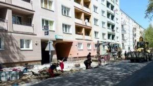 rolna 1 fot. zdm 300x169 - Poznań: Ulica Rolna w remoncie - kończy się kolejny etap prac