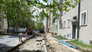 rolna 2 fot. zdm 300x169 - Poznań: Ulica Rolna w remoncie - kończy się kolejny etap prac