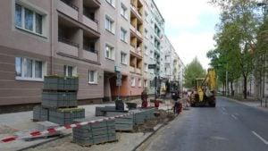 rolna 3 fot. zdm 300x169 - Poznań: Ulica Rolna w remoncie - kończy się kolejny etap prac