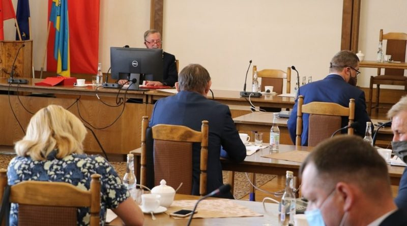 sesja Rady Miasta i Gminy Szamotuły fot. UMiG