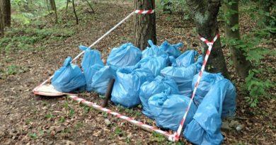 śmieci fot. wolontariusze WNP