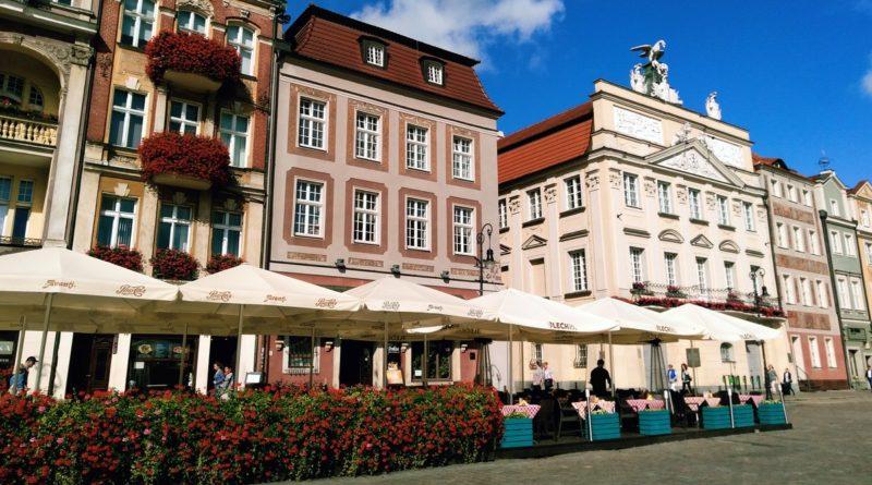 Stary Rynek ogródki