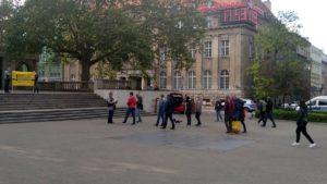 strajk przedsiebiorcow 1 300x169 - Poznań: Strajk Przedsiębiorców ponownie na placu Wolności