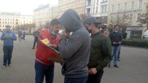strajk przedsiebiorcow 2 300x169 - Poznań: Strajk Przedsiębiorców ponownie na placu Wolności