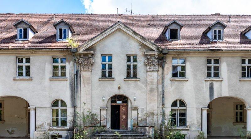 Szptal sanatorium dla dzieci w Miłowodach fot. Sławek Wąchała