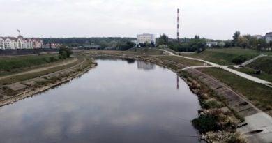 warta susza 4 390x205 - Poznań: W Warcie będzie intensywnie zielona woda