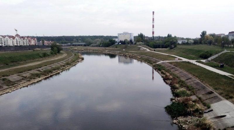 Poznań: W Warcie będzie intensywnie zielona woda