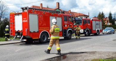 wypadek 2 fot. OSP Witaszyce