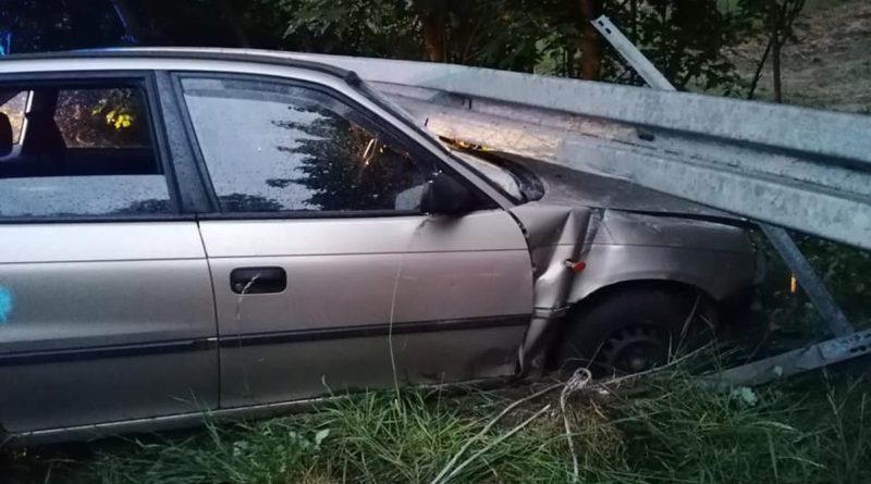 wypadek fot. policja