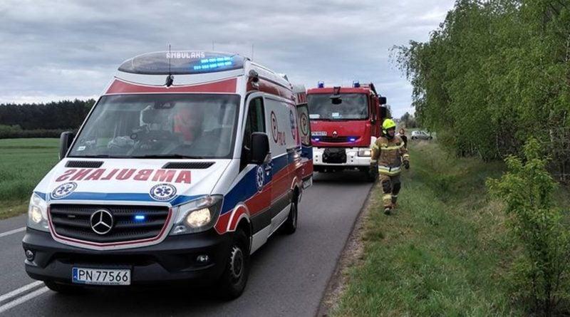 wypadek 4 fot. osp golina 800x445 - Ostrów: Siedem osób rannych i dwie zginęły w wypadku pod Antoninem