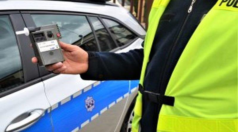 alkomat fot. policja.