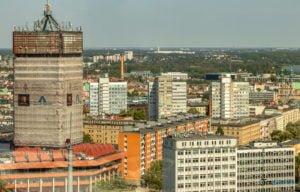 ataner towarowa 39 miasto poznan fot. slawek wachala 8836 300x192 - Poznań: Jeden z najwyższych budynków w Poznaniu. Jaki jest z niego widok?