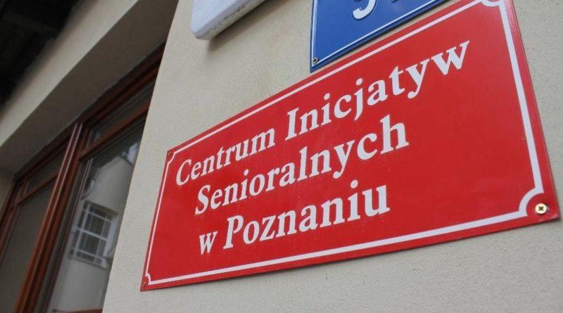Centrum Inicjatyw Senioralnych fot. UMP