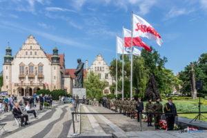 czerwiec 1956 uroczystosci fot. slawek wachala 5150 300x200 - Poznań: 64. rocznica Poznańskiego Czerwca '56. Poznaniacy pamiętają!