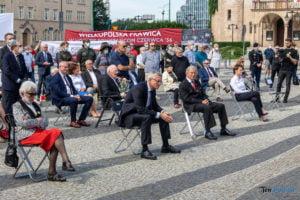 czerwiec 1956 uroczystosci fot. slawek wachala 5164 300x200 - Poznań: 64. rocznica Poznańskiego Czerwca '56. Poznaniacy pamiętają!