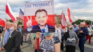 demonstracja i wiec fot. s. wachala18 300x169 - Poznań: PiS i Młodzi Nowocześni, czyli dwie demonstracje na jednym placu