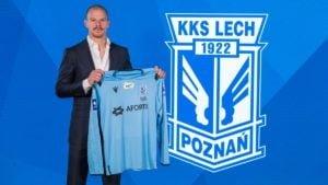 filip bednarek lech poznan fot. przemyslaw szyszka2 300x169 - Filip Bednarek podpisał kontrakt z Lechem Poznań