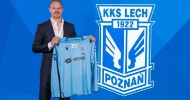 Filip Bednarek Lech Poznań fot. Przemysław Szyszka2