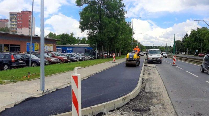 Grunwaldzka droga rowerowa fot. PIM