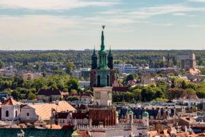 hotel altus fot. slawek wachala 1168 300x200 - Poznań: Widok z góry na Święty Marcin. I o wiele dalej!