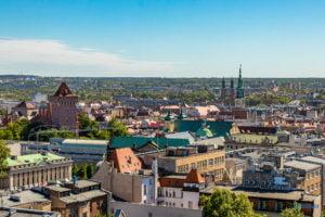 hotel altus miasto poznan fot. slawek wachala 1046 300x200 - Poznań: Widok z góry na Święty Marcin. I o wiele dalej!
