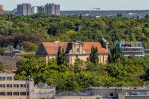 hotel altus miasto poznan fot. slawek wachala 1084 300x200 - Poznań: Widok z góry na Święty Marcin. I o wiele dalej!
