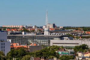 hotel altus miasto poznan fot. slawek wachala 1113 300x200 - Poznań: Widok z góry na Święty Marcin. I o wiele dalej!