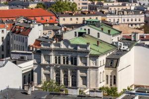 hotel altus miasto poznan fot. slawek wachala 1138 300x200 - Poznań: Widok z góry na Święty Marcin. I o wiele dalej!