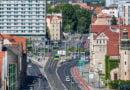 Poznań: Widok z góry na Święty Marcin. I o wiele dalej!