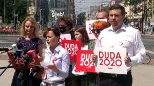"""jadwiga emilewicz 2 300x169 - Poznań: Jadwiga Emilewicz: """"Andrzej Duda to prezydent wiarygodny"""""""