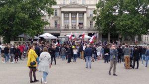 krzysztof bosak w poznaniu 3  300x169 - Poznań: Krzysztof Bosak z wizytą w stolicy Wielkopolski