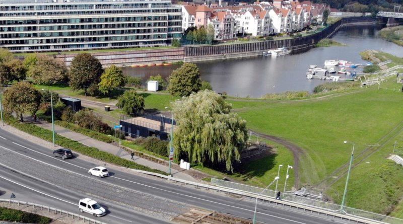 łącznik most Chrobrego 2 fot. PIM