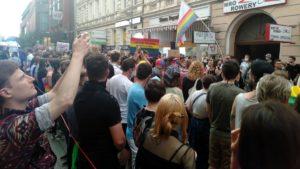 lgbt 5 300x169 - Poznań: Jestem człowiekiem, nie ideologią!