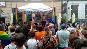 lgbt 6 300x169 - Poznań: Jestem człowiekiem, nie ideologią!