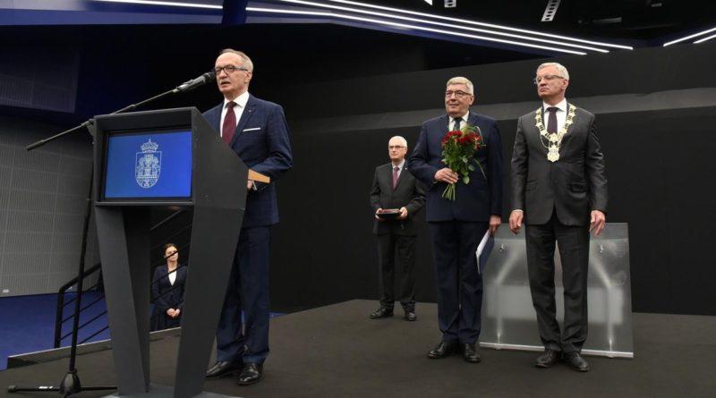 M. Musiał imieninowa sesja fot. UMP