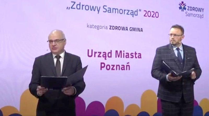 Nagroda dla Poznania fot. UMP