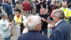 obchody 4 czerwca 4 300x169 - Poznań: Toast dla Wolności - na placu Wolności