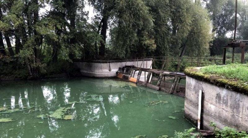 Odbudowa jazu Perzyny 2 fot. Wody Polskie