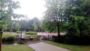 park wodziczki 1 300x169 - Poznań: Park Wodziczki znowu pod wodą