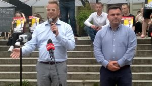 pawel tanajno 5 300x169 - Poznań: Paweł Tanajno zaprosił poznaniaków na kawę