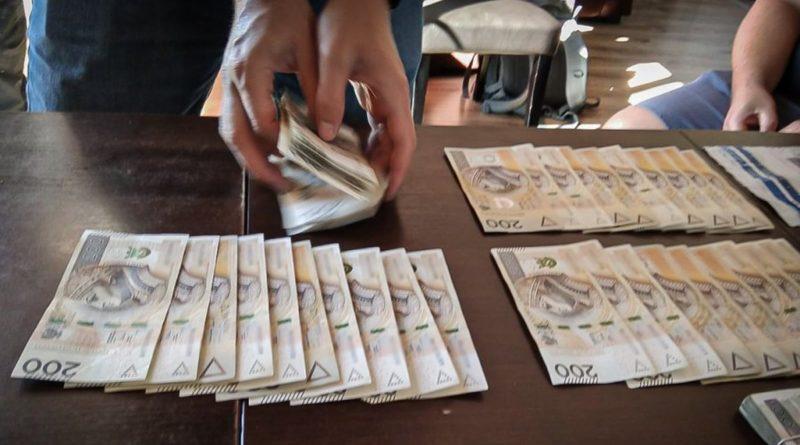 pieniądze fot. policja