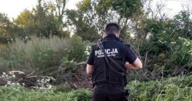 plantacja konopi fot. policja 2