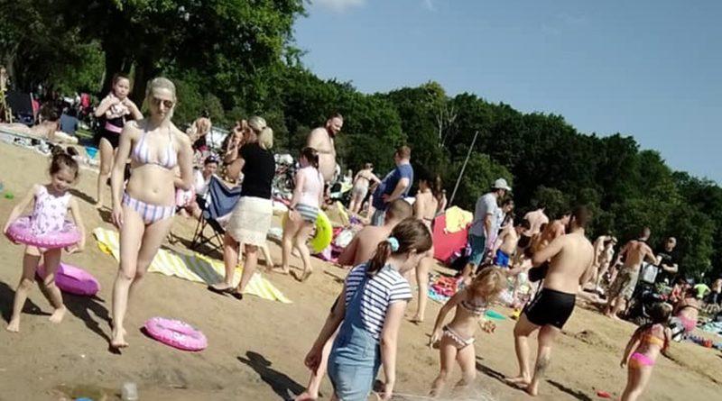 plaza rusalka 2 fot. k. adamska 800x445 - Wielkopolska: Kolejne kąpieliska zamknięte z powodu sinic