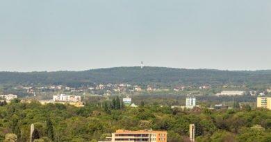 Poznań z poziomu dachu. Ataner ul. Towarowa 39 fot. Sławek Wąchała
