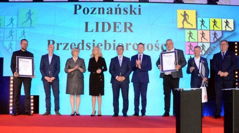 Poznański lider Przedsiębiorczości fot. PP5