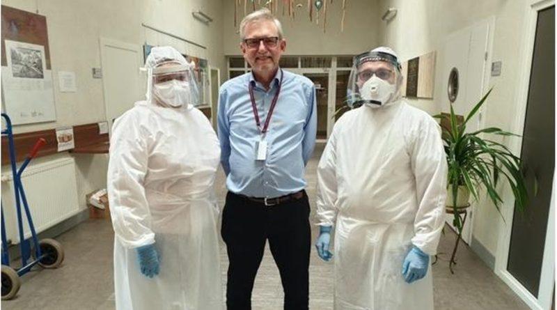 Pracownicy POSUM współpracują m.in. z prof. Michałem Wittem, dyrektorem Instytutu Genetyki Człowieka PAN fot. UMP